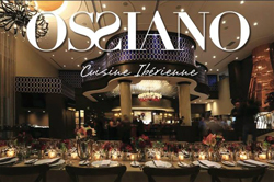 We2®invite you to join us at Ossiano –  16977 Trans Canada, Kirkland, Qc., Canada, H9H 5J1