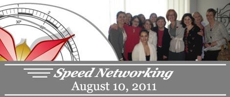 We2 Networking Breakfast in Montreal!!! - August 10, 2011